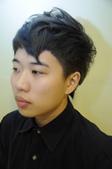 男生作品:男生髮型作品