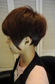 女生作品:女生短髮作品