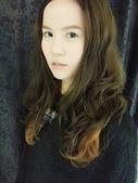 女生作品:女生長捲髮造型by Eva