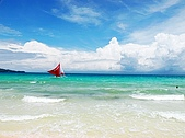 Go!Boracay!:天氣超好!