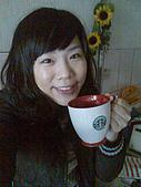 cell phone:2/20→ 過年前的照片 杯子裡是棉花糖熱可可