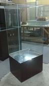 玻璃展示盒:布袋戲展示櫃