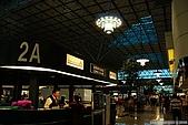2009日本北海道之旅 DAY1:二航出境大廳