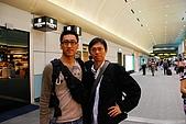 2009日本北海道之旅 DAY1:高鐵同事 猴子哥