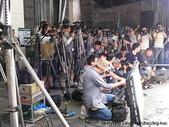 工作紀錄:媒體陣仗