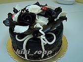 西點烘焙:玫瑰花造型蛋糕5.jpg