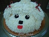 西點烘焙:狗狗造型蛋糕6.jpg