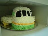 西點烘焙:飛機造型蛋糕1.jpg