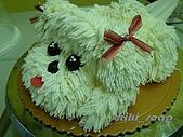 西點烘焙:狗狗造型蛋糕7.jpg