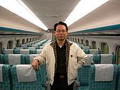 Jack&Doreen:高鐵試乘,都沒人(95年12月)