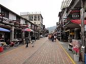 2010/04/26(春末夏初)油桐花&水沙連:汶水老街
