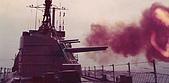 岳陽軍艦(DDG-905):5inchGun齊射