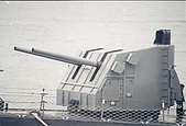 岳陽軍艦(DDG-905):5-1砲(38倍)