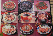 2007/9/30全家去吃活蝦:好多種蝦子