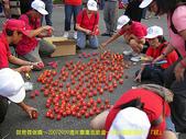 2006/10/22倒扁慶生+其他天的:大家同心協力排蠟燭