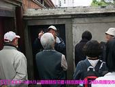 2009/3/1林本源園邸之旅&南雅夜市:限定30人進去