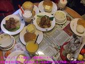 2008/2/24瘋狂七人幫香港行DAY3:滿滿一桌