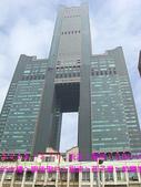 2008/2/1-2/3流浪之旅高雄&佳里:好高的85大樓