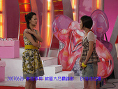 2007/6/26參加華視綜藝大乃霸錄影:小喬&徐可