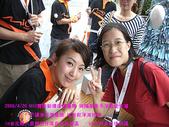 2008/4/20八里MIO與隋棠牽手淨灘愛台灣:隋棠與我10/22生日