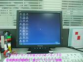 2008/6/28-新相機測試隨便拍:我的辦公桌