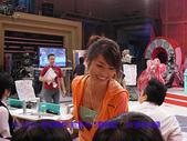 2007/6/26參加華視綜藝大乃霸錄影:超瘦的小嫻~焦糖美人~