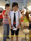 2007/7/18雅靜錄少年特攻隊可比大明星:鏘鏘鏘鏘~~~ELLA完成啦!!