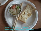 南山人壽2008/9/27戀戀淡水:烤飯喔!