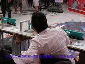 2007/6/26參加華視綜藝大乃霸錄影:董至成(光明舅)的背影
