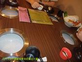 2009/8/8父親節全家去吃蒙古火鍋:四鍋