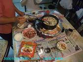 2008/9/14免出門,在家火烤兩吃:中秋節