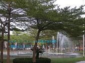 2007/12/19出差雲科大~斗六行:雲科大噴水池
