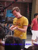 2007/6/26參加華視綜藝大乃霸錄影:螞蟻的笑話