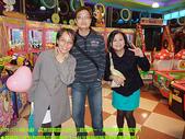 2009/2/14又是信義區&台北單身家族派對續:來合照