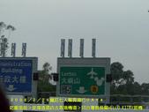 2008/2/25瘋狂七人幫香港行DAY4:這是要去香港機場的路上