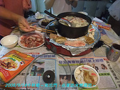 2008/9/14免出門,在家火烤兩吃:烤肉啦