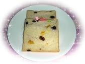 料理:藍莓金棗土司-DSCN7194.jpg