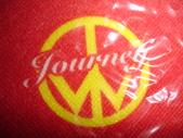 20080322 私の every w-inds. day:2007年LIVE TOUR 大阪場限定紅色小方巾MARK