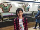 20150228香港鐵腿行(二):迪士尼列車