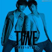 ♥東方神起TVXQ:【TONE】(CD+DVD 2).jpg