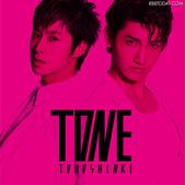 ♥東方神起TVXQ:【TONE】(CD+DVD).jpg