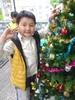 20131209【301小蘿蔔】聖誕小天使 即使放學,還有甘心的小蘿蔔回來幫忙與聊天
