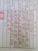 【401蘿蔔蔔】11月-傳達.日記.心情:20141121【401蘿蔔蔔】古詩英檢通過情形 (1).jpg