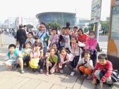20131023【301小蘿蔔】第一次校外教學-102全國運動會-場館參觀與比賽欣賞:身後就是臺北小巨蛋