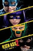 縮寫‧電影‧體會:20130823【特攻聯盟2‧Kick-Ass 2】包場,限制級,超萌超殺女,超級英雄,誇張劇情