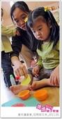 媽媽play_親子繪本讀書會_杯模紙花束_20110504:媽媽play_週三讀書_母親節花束_009.JPG