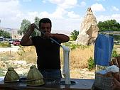 Turkey-食物:土耳其冰淇淋現身