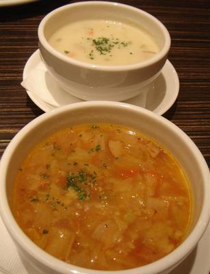 吃吃 喝喝 到處吃:培根蔬菜湯