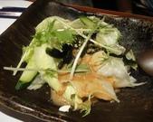 吃吃 喝喝 到處吃:豆腐沙拉 芝麻醬