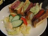 吃吃 喝喝 到處吃:燻牛肉三明治